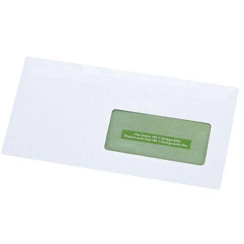 Envelope branco reciclado ERA Pure® de 80g – caixa de 500