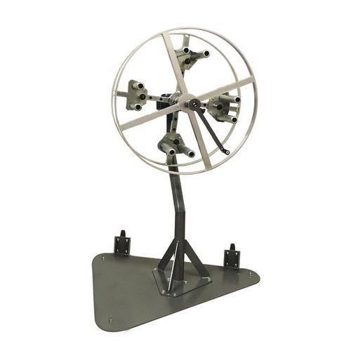 Enrolador-bobinador manual de cabo – SPIROCABLE