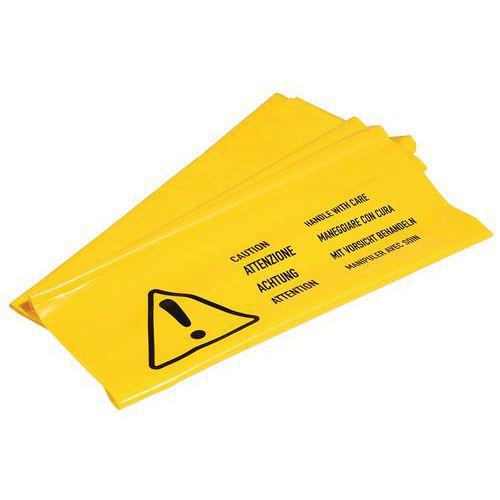 Saco de recuperação de absorventes usados – modelo pequeno