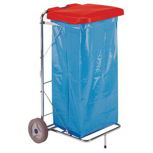 Tampa para suporte de saco do lixo 4116