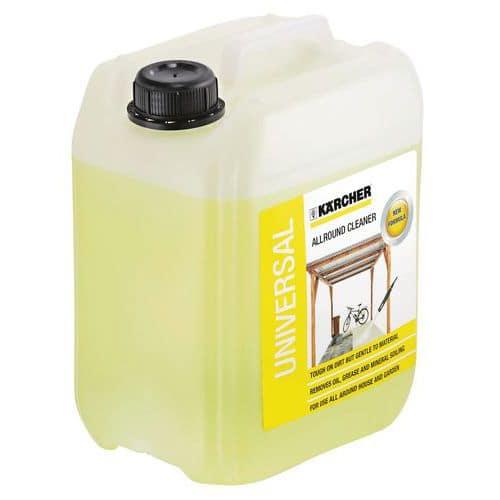 Produto de limpeza universal Kärcher para aparelho de limpeza de alta pressão