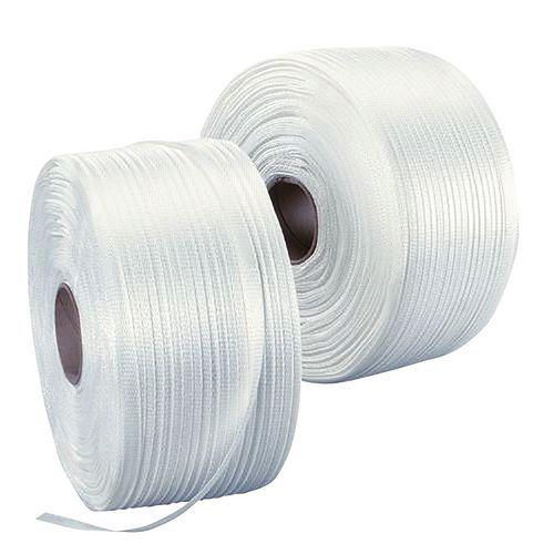 Fita têxtil tecida – caixa de 2 rolos – Manutan