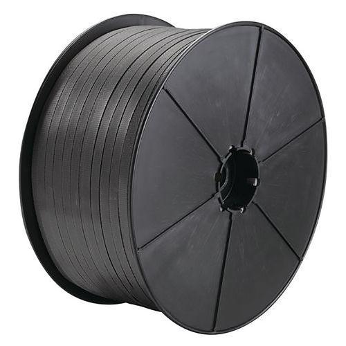 Fita em polipropileno preto manual – Manutan