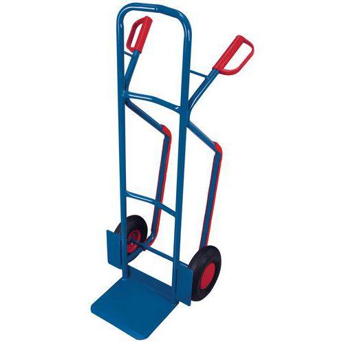 Transportador em tubo de aço – capacidade: 250 kg