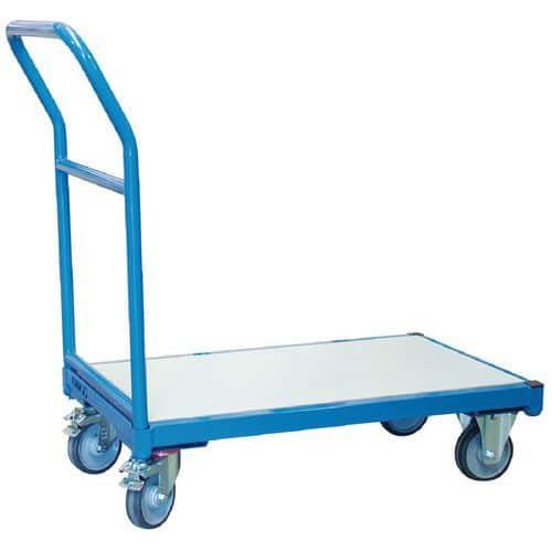 Carro com espaldar fixo – capacidade de 250kg – FIMM