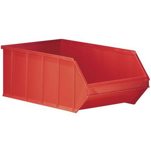 Caixa de bico empilhável - Comprimento 500 mm - 30 L