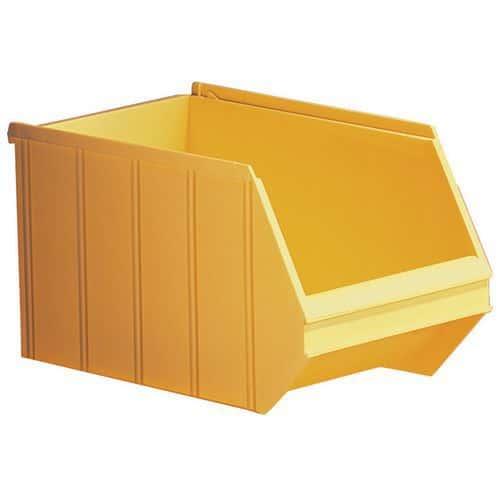 Caixa de bico empilhável - Comprimento 350 mm - 14 L