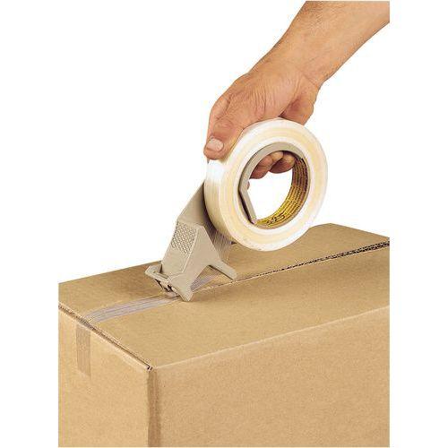Desenrolador especial para fita adesiva armada