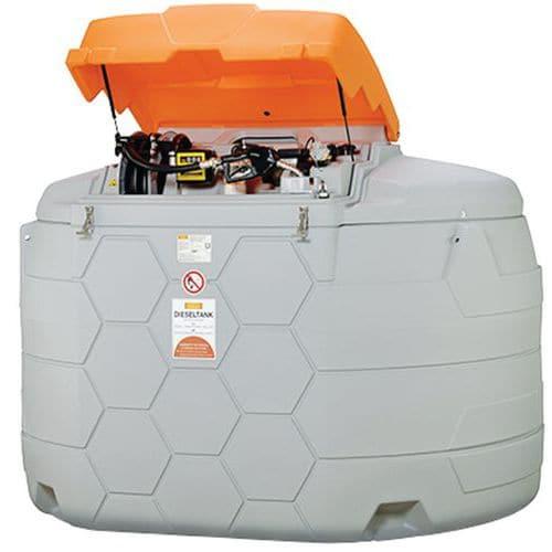 Estação Go Cube Premium – 5000 litros