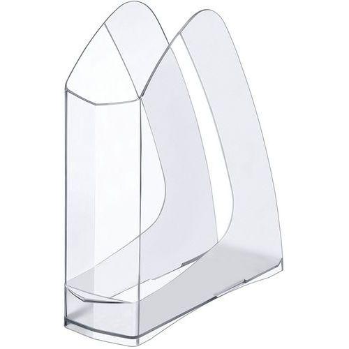 Porta-revistas transparente – Manutan