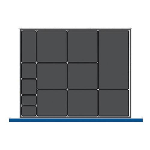 Compartimento para gavetas EKK-6575-5 - Bott