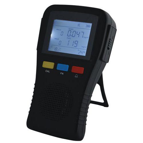 Medidor da qualidade do ar – Portátil e completo
