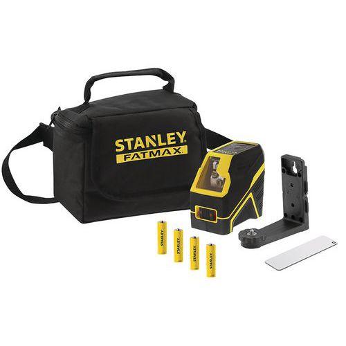 Nível laser de cruz Fatmax – FCL-R (alcalinas) – Stanley