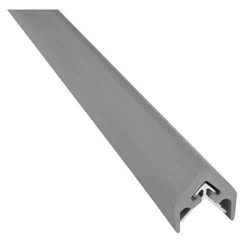 Proteção de cantos plana de aparafusar em alumínio Angl'isol