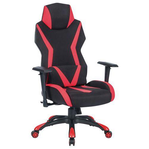 Cadeira de gaming ergonómica