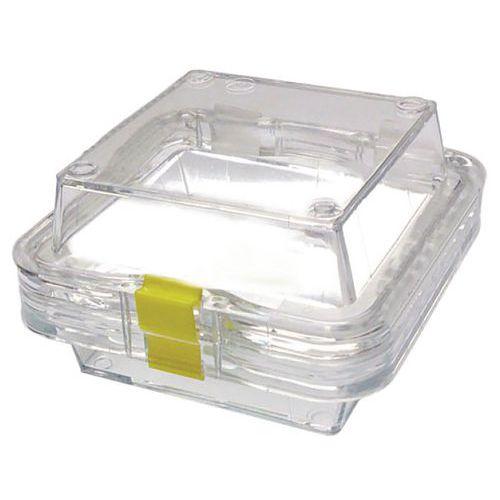 Caixa com membranas elásticas – conjunto de 5