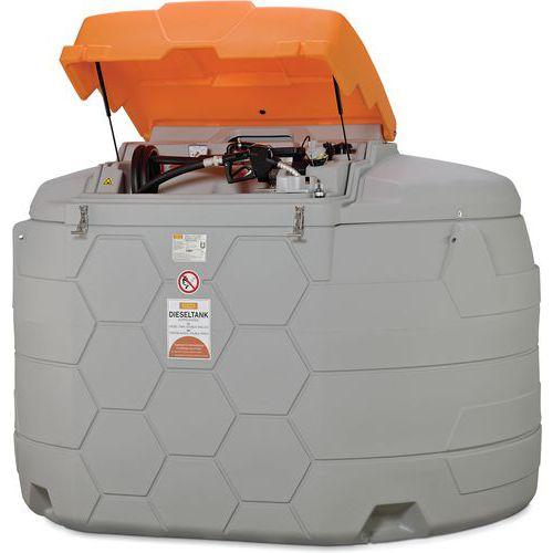 Estação Go Cube Standard Outdoor – 5000 litros