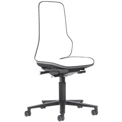 Estrutura da cadeira Neon não almofadada – baixa