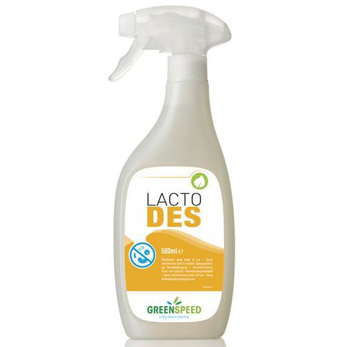 Spray de limpeza e desinfeção – 500 ml – Greenspeed