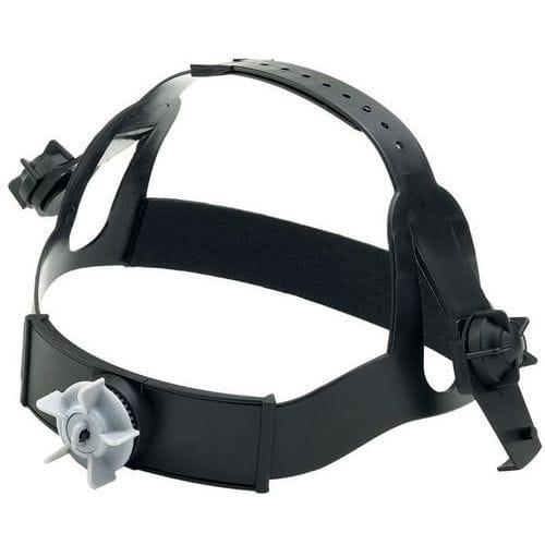 Faixa para cabeça para máscara de soldadura