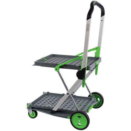Carro dobrável Clax – capacidade de 60 kg