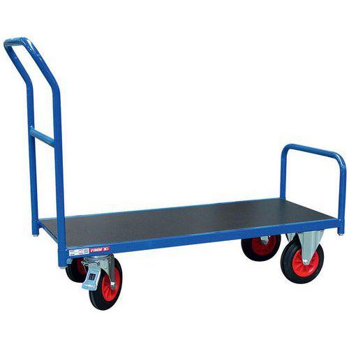 Carro estreito para cargas compridas FIMM – Capacidade de 250 kg