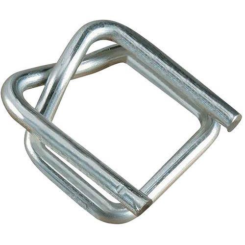 Fivela de metal para fita têxtil – Manutan