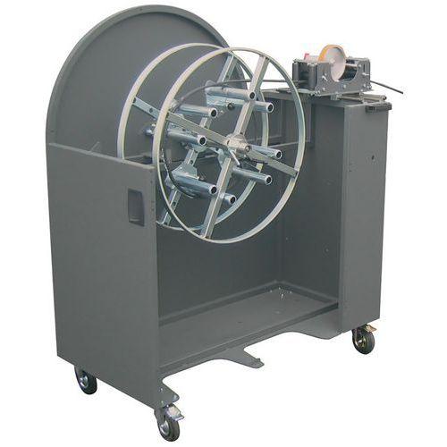 Bobinador-rebobinador manual MANU-COCCI