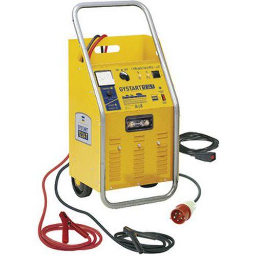 Carregador de bateria de arranque automático 12/24 V GYSTART