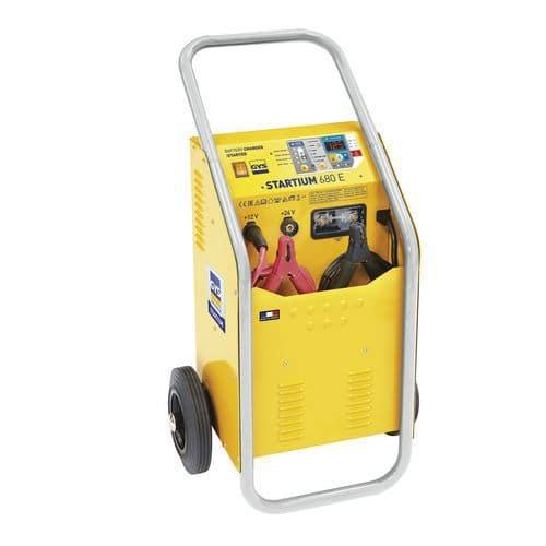 Carregador/arrancador de bateria Startium 680E - 12/24V - Gys