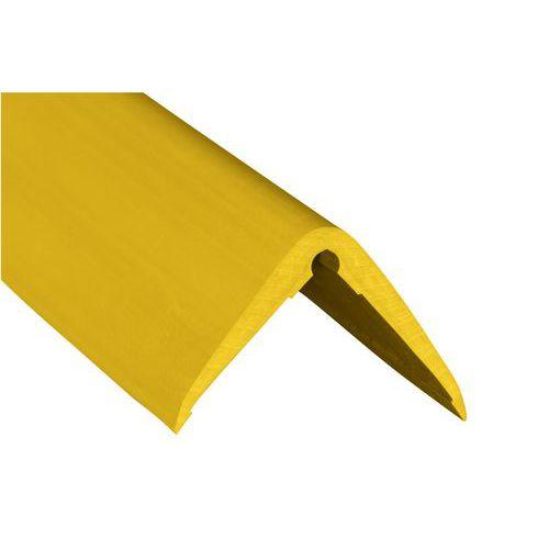 Proteção de cantos plana para colar Angl'isol