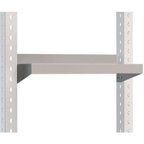 Prateleira fixa Avero para sistema de largura de 450 mm - BOTT