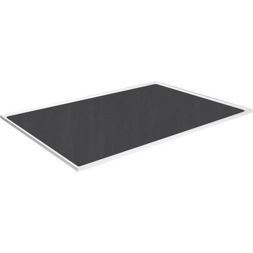 Top 4 arestas e carpetes para gabinete de 1300 x 650 mm - BOTT