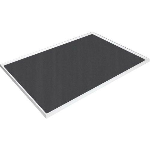 As 4 jantes e carpetes para o armário 1050 x 750mm - BOTT