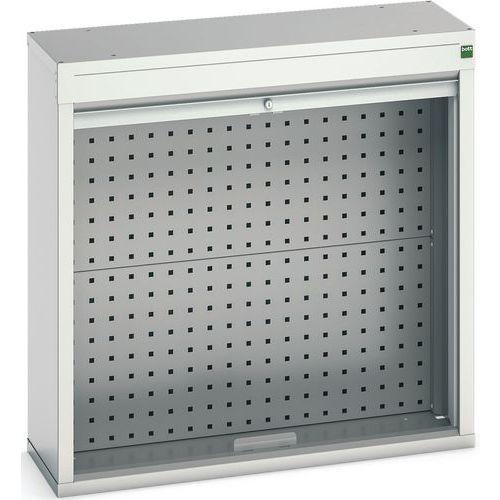 Armário com porta cortina 800x300x800 - BOTT