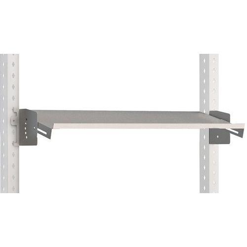 Prateleira ajustável Avero para sistema de largura de 1350 mm - BOTT
