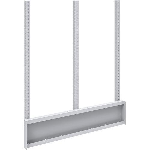 Colunas traseiras Avero Cubio com estrutura 3 Pack - BOTT
