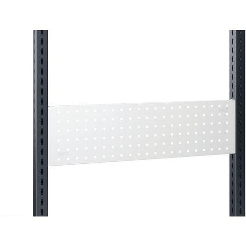 Painel traseiro para Avero Perfo Frame para sistema 1350 mm