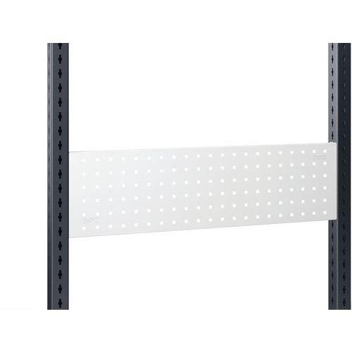 Painel traseiro para Avero Perfo Frame para sistema 1800mm