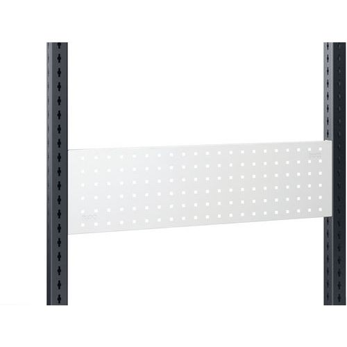 Painel traseiro para armação Avero (Perfo) para sistema 450 mm