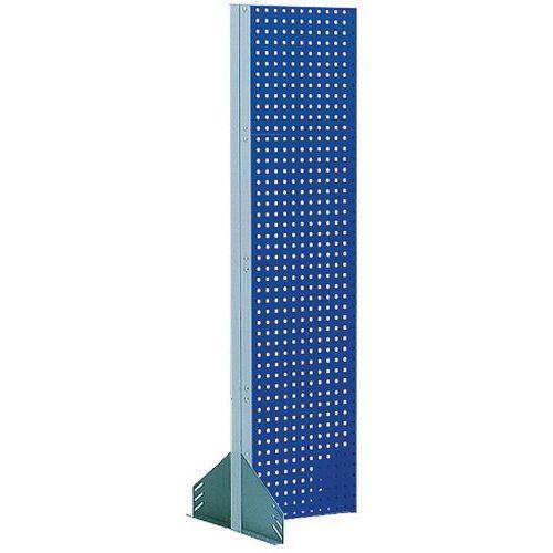 Rack de painel 0,5M adicional de um lado 4 painéis adicionais - BOTT