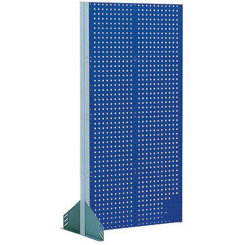 Rack de painel 1,0M de um lado Adicionar 4 painéis - BOTT