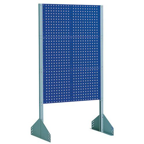 Rack de painel 1,0M de um lado e 3 painéis iniciais - BOTT