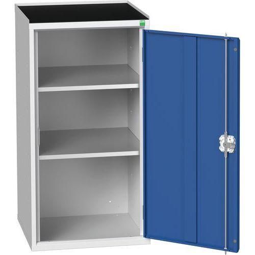 Armário traseiro com portas ecológicas 525x550x1000 2 prateleiras