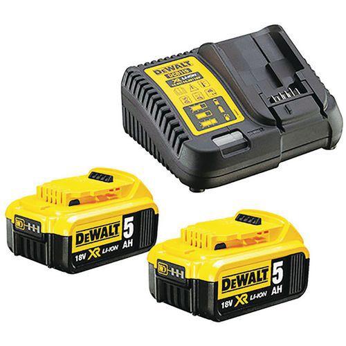 Conjunto 2 baterias XR – Dewalt