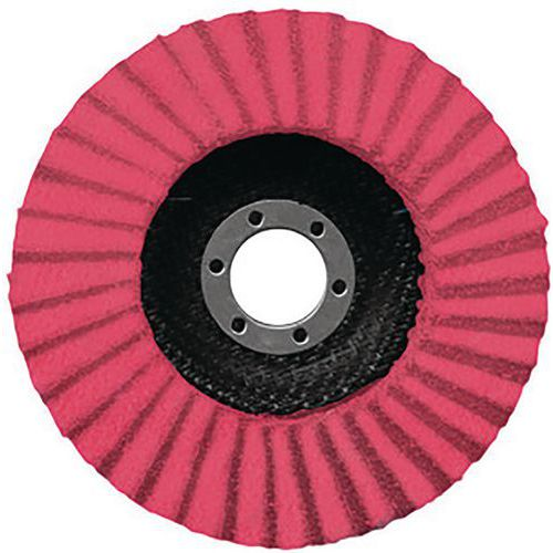 Disco de lamelas bombeado – Norton