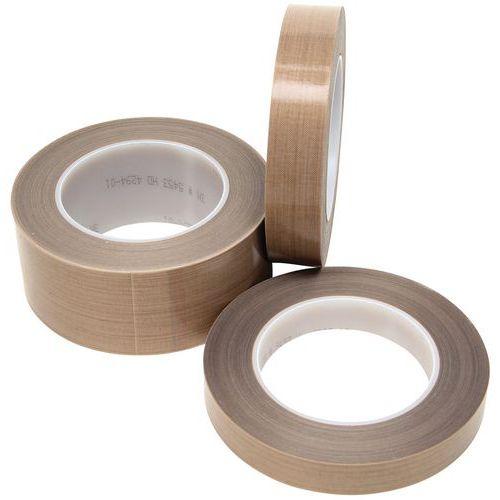 Fita adesiva antiaderente 5453 – castanho – 25, 4 mm x 33 m - 3M™