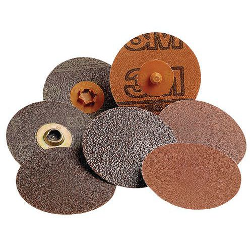 Disco abrasivo em suporte de tela Roloc™ 361F – 3M™