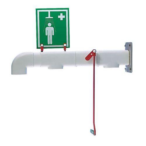Duche de segurança de parede em inox ATEX – Anticongelamento – Hughes