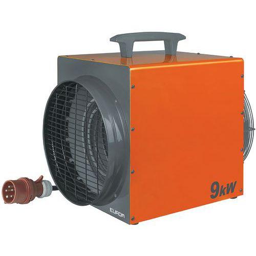 Aquecedor de ar pulsado – Heat-Duct-Pro – Eurom